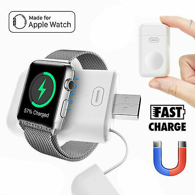 $ CDN16.33 • Buy 1000mAh IWatch Wireless Charging Stand Charger Dock For Apple Watch 1/2/3/4 New