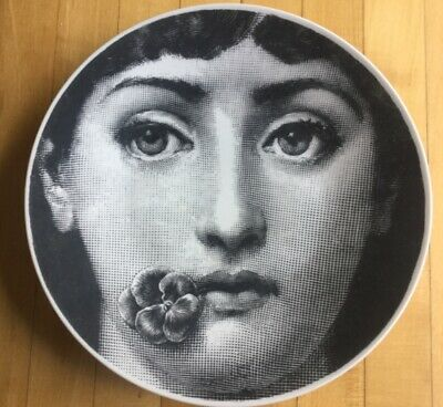 $150 • Buy Fornasetti T&V Plate 137