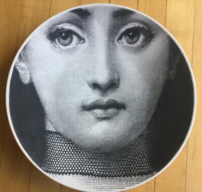 $150 • Buy Fornasetti T&V Plate 220