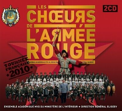 £4.79 • Buy The Red Army Choir - Tournee Francaise 2010