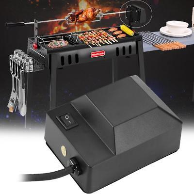 £24.87 • Buy BBQ Electric Rotisserie Spit Universal Kit Roast Grill Motor 220V Accessories SE