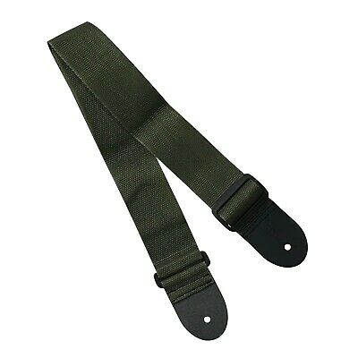 Guitar Strap Army Green Children Childs For Light Acoustic Or Classical 1/2 3/4 • 3.49£