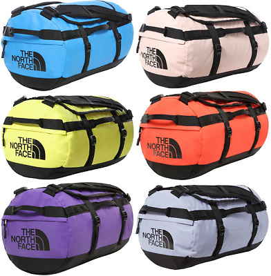 THE NORTH FACE TNF Base Camp Duffel Waterproof Travel Bag 50 L Size S New • 107.99£