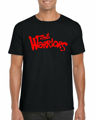 THE WARRIORS T-Shirt, 80's Cool Retro Film Movie Hipster Cult TV Gift Adults Top • 10.99£