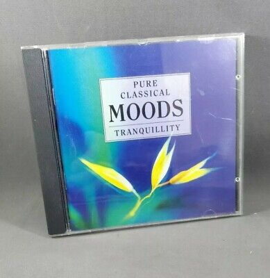 Various Artists : Moods Tranquility, Vol.2 CD • 1.99£