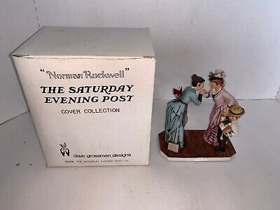 $ CDN31.06 • Buy Dave Grossman Designs Norman Rockwell The First Day Of School 1978