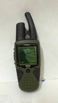 1pc Used Good Garmin Rino 120,English Language,no Battery #XY-811 • 125$