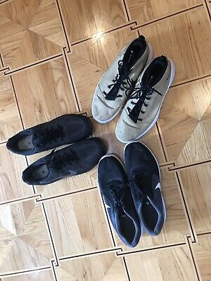 $ CDN133.49 • Buy NIKE Lot Wholesale Used Shoes THREE  PAIRS Of Shoes COLLECTION ALL SIZE 14 /48,5