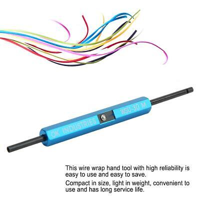 £13.14 • Buy WSU-30M 3 In 1 Function Single-Stranded Wire Wrap Hand Tool For AWG 30 Wire
