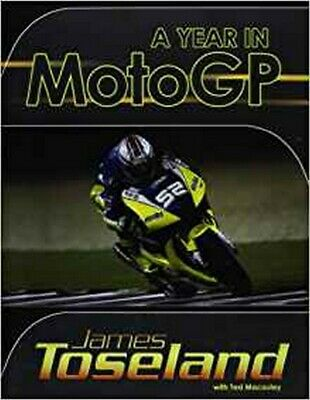£9.55 • Buy Year In Motogp Signed Edition, Toseland, James, New Book