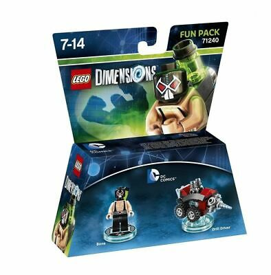 LEGO Dimensions Bane Fun Pack 71240 Brand New Sealed FREE POST • 6.49£