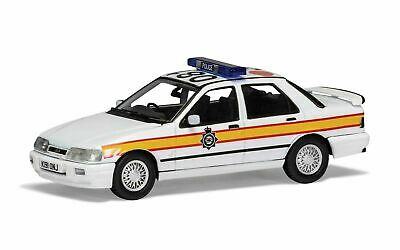 Corgi Vanguards - Ford Sierra Sapphire Rs Cosworth 4x4 Sussex Police 1:43 Scale • 24£