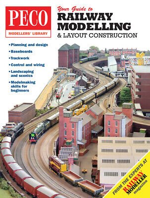 Peco Your Guide To Railway Modelling OO Gauge Model Railway PM-200 • 8.99£