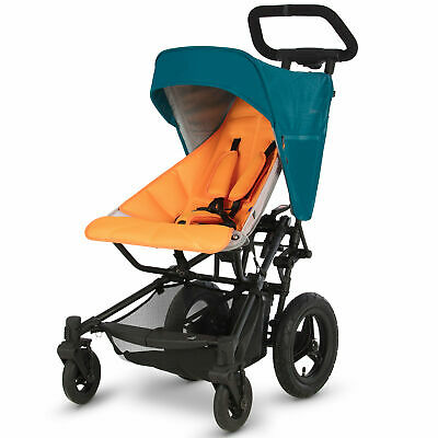 Micralite FastFold All-Terrain Stroller/Pushchair With Seat Hood And Liner • 318.74£
