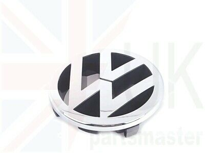 Vw Touran 03-10 Touareg 07-10 Genuine Rear Trunk Boot Badge Emblem 1t0853630b • 49.48£