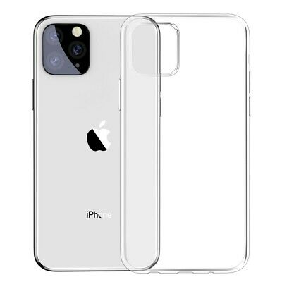 View Details For IPhone 11, 11 Pro, 11 Pro Max Transparent Case Crystal Clear Flexible Cover • 3.99$ CDN