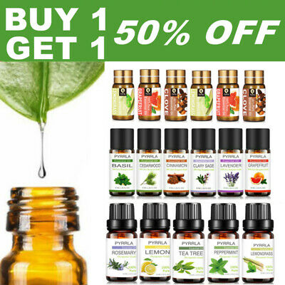 AU10.99 • Buy 5ml 8ml 10ml Essential Oils 100% Pure & Natural Essential Oil Fragrance Aroma