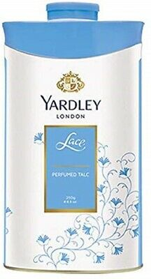 Yardley London Lace Talcum Powder, 250 Gm Pack With Free Shiping • 11.99£