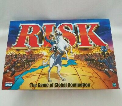 $19.99 • Buy RISK 1998 Board Game The Game Of Global Domination Complete Excellent Condition