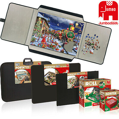 £23.95 • Buy Jumbo Portapuzzle Puzzle Mates Accessories - Jigsaw Boards, Sorters, Puzzlemat