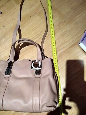 AU58 • Buy Oroton Construct Tote, Divider Zip, Cross Body, NWT With Surface Marks, RRP $595