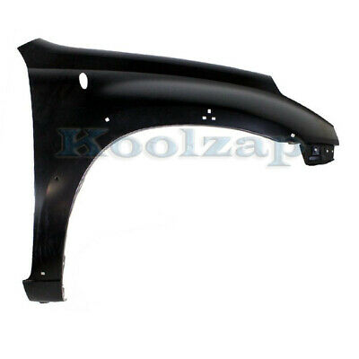 $182.95 • Buy For 01-05 RAV4 Front Fender Quarter Panel Primed Steel W/Flare Holes Right Side