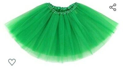 Womens 80s Fancy Dress Neon Accessories For Costume Tutu, Gloves, Earings, Beads • 9£