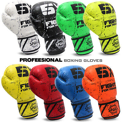 $ CDN20.57 • Buy Boxing Gloves, MMA, Sparring Punch Bag, Muay Thai Training Mitts 6oz To 16oz