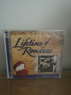 £7.99 • Buy Lifetime Of Romance Cd - Move Closer - Time Life - Rare - Brand New & Sealed