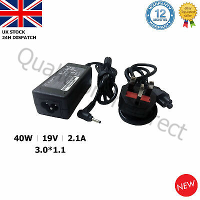 AU24.29 • Buy GENUINE Laptop Charger Adapter Samsung 19V 2.1A 45W NP900X3A NP900X3B NP900X3C
