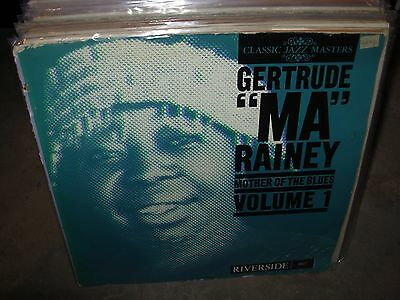 $45.13 • Buy GERTRUDE MA RAINEY Mother Of The Blues Vol 1 ( Blues ) Holland - Booklet -