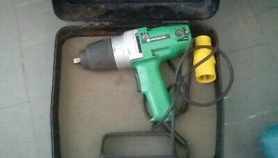 Hitachi Impact Wrench Wh16 110v • 115£