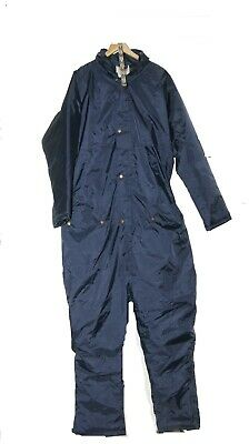 £39.99 • Buy Thermal Padded Waterproof All In One Overall Fishing Suit Work Gliding Xl 44 46