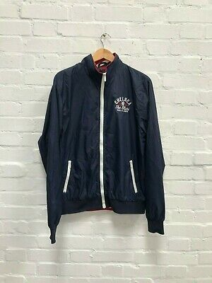 £24.99 • Buy Chelsea FC Official Men's Club Classic Track Jacket - Large - Navy - New