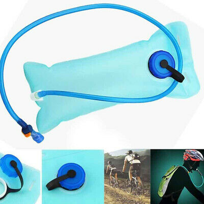 AU10.48 • Buy 2L Water Backpack Bladder Bag Hydration System Camelbak Pack Hiking Cycling AU~