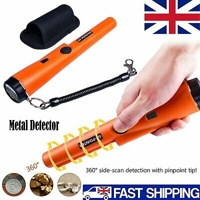 UK Waterproof Automatic Pinpointer Metal Detector Pro Pointer Holster GP-Pointe • 13.89£