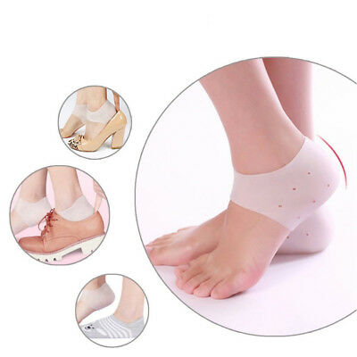 Plantar Fasciitis Heel Pain Relief Gel Cushion Shoe Insoles Insert  • 3.99£