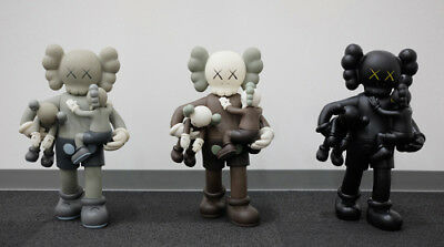 $750 • Buy 2018 Kaws Companion Open Edition CLEAN SLATE The Modern Fort Worth Exclusive 14