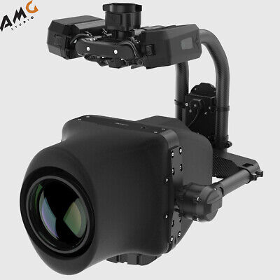 $ CDN66975.02 • Buy FREEFLY MōVI Carbon 5-Axis Handheld Drone Mountable Gimbal Stabilizer 950-00074