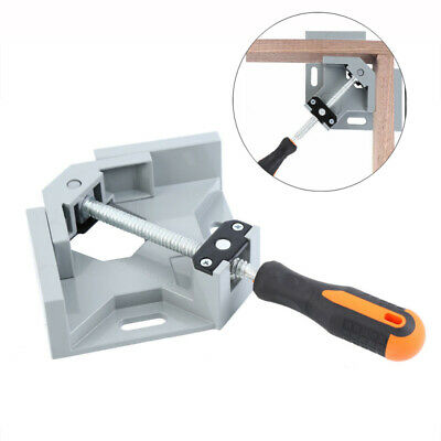 $16.20 • Buy 90 Degree Right Angle Clamp Two Axis Welding Clamp Woodworking Corner Clamp Tool