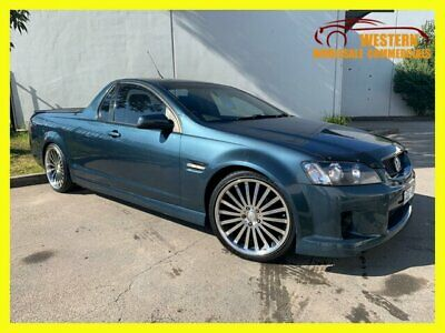 AU12990 • Buy 2008 Holden Ute VE SV6 60th Anniversary Utility Extended Cab 2dr Man 6sp 650 M