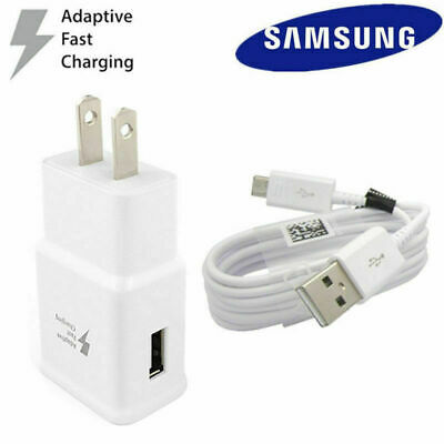 $ CDN9.96 • Buy OEM Original Adaptive Rapid Fast Charger For Samsung Galaxy Note 4 5 S6 S7 EDGE