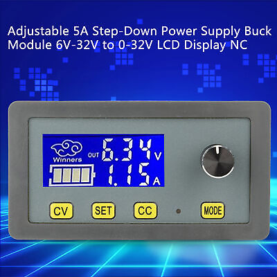 AU28.45 • Buy DC-DC Adjustable Buck Converter Step Down Power Supply Module 6V-32V To 0-32V