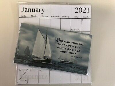 $ CDN3.23 • Buy  1-2020-2021 ANCHOR WHO CAN THIS BE 2 Year Pocket Calendar Planner