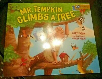 £4.13 • Buy Mr. Tempkin Climbs A Tree By Cary Fagan From The PJ Library New