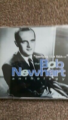 Something Like This... The Bob Newhart Anthology • 5.99£
