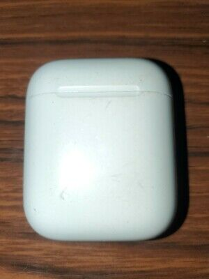 $ CDN66.57 • Buy Apple AirPods Wireless Charging Case - White {CASE ONLY}