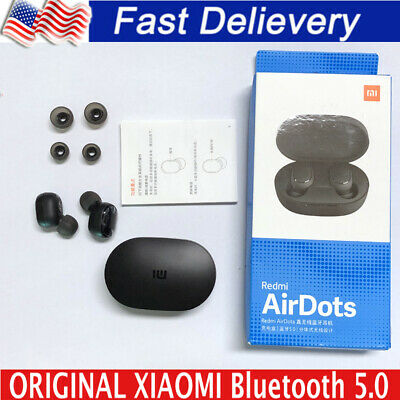 Xiaomi Bluetooth 5.0 AirDots Wireless Earphone Active Earbuds Headset ORAGINAL • 12.79$
