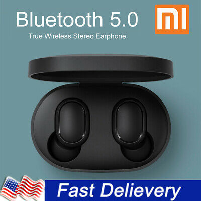 $12.99 • Buy Bluetooth 5.0 Xiaomi Redmi AirDots Wireless TWS Earphones Active Earbuds Headset