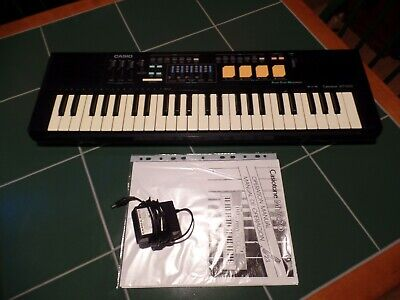 $62.99 • Buy Vtg Casio Casiotone MT-220 Electronic Musical Keyboard Synthesizer Tested